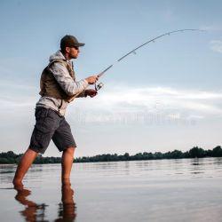 Horgászhely szállással